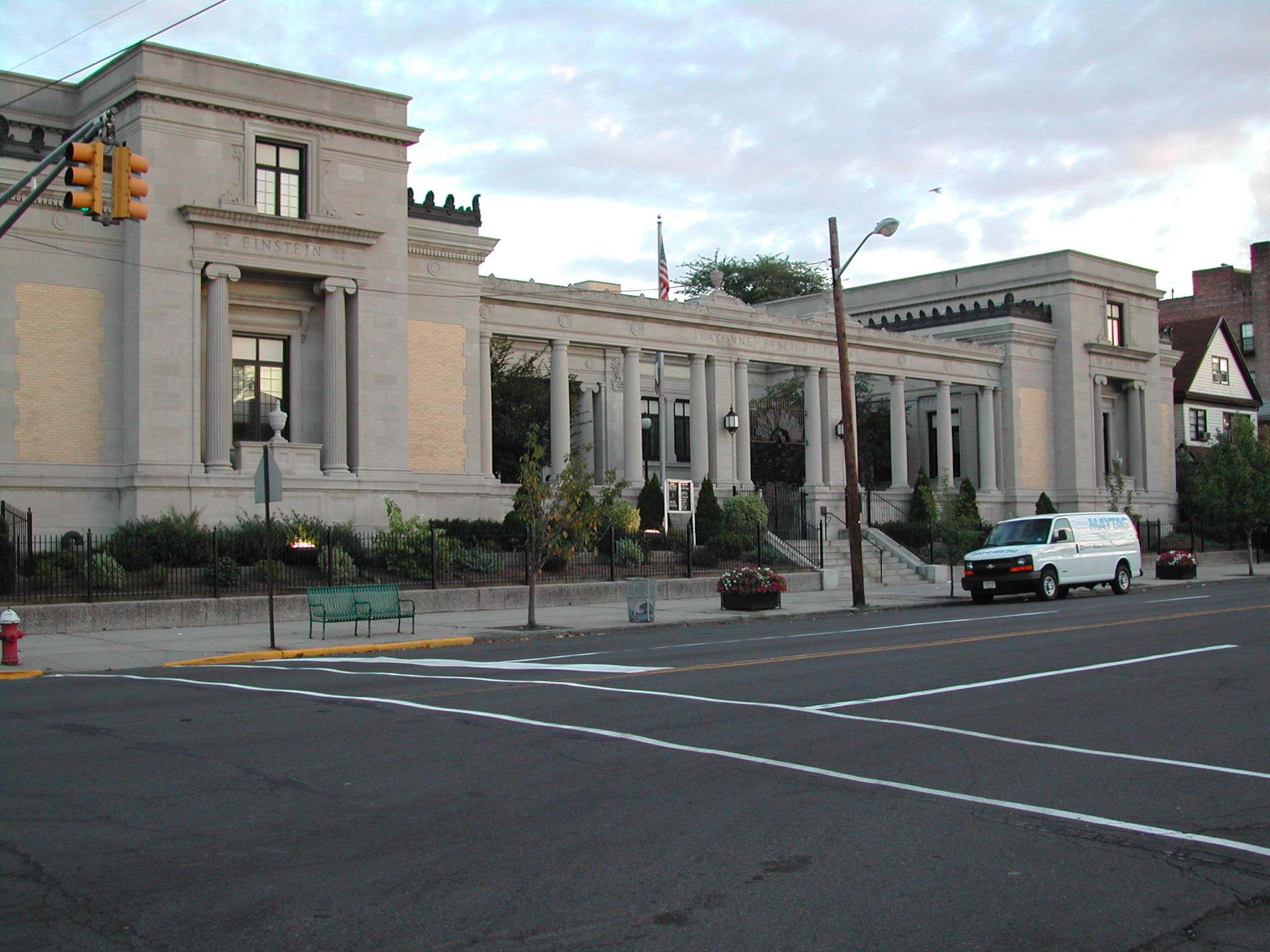 Bayonne Free Public Library