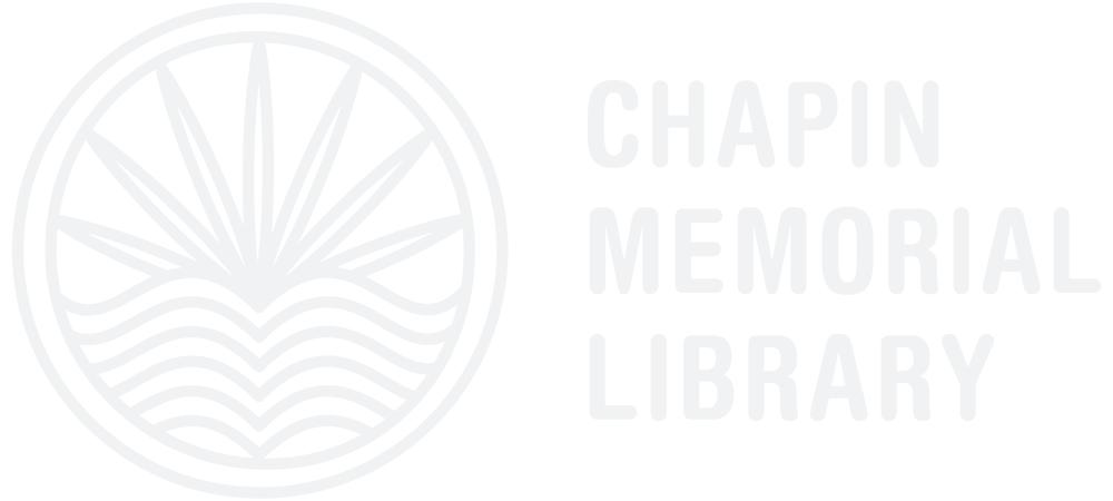 Chapin Memorial Library