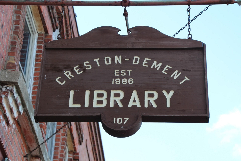 Creston-Dement Public Library